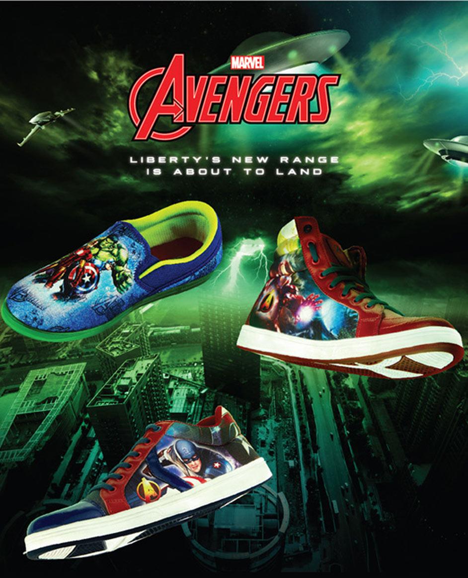 Marvel avenger super heroes have always been a kids' predilection.