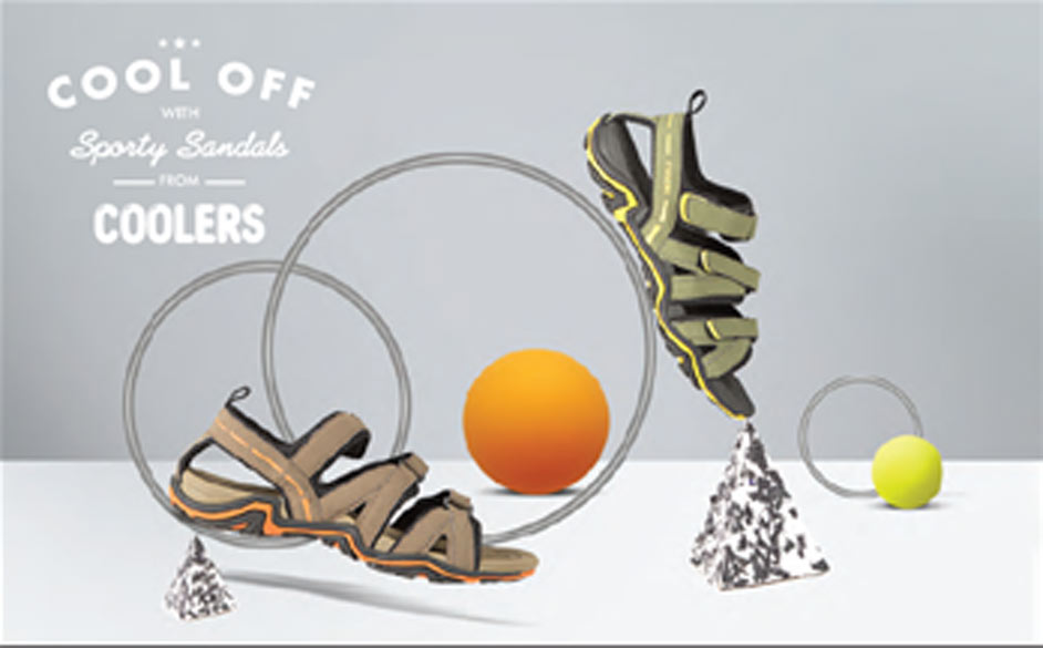 Wearing wrong and uncomfortable footwear in Indian summers can be an excruciating and gut-wrenching experience.
