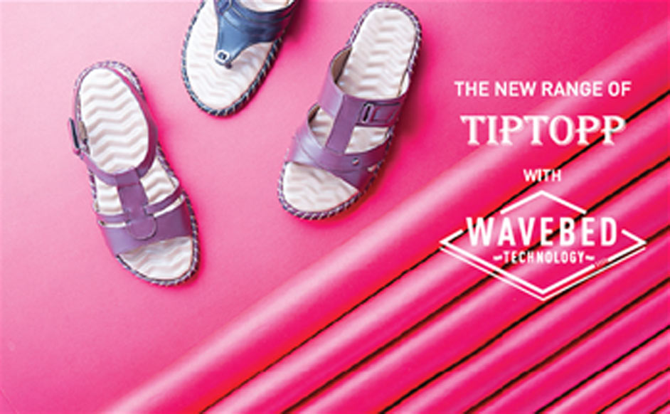 Tiptopp by Liberty is for those women who consider comfort more significant than fashion quotient in footwear.