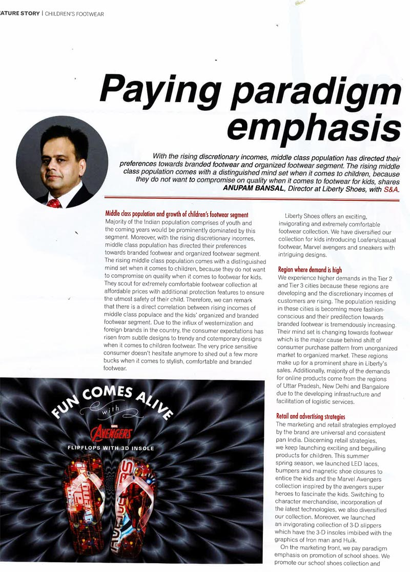 Paying Paradigm Emphasis