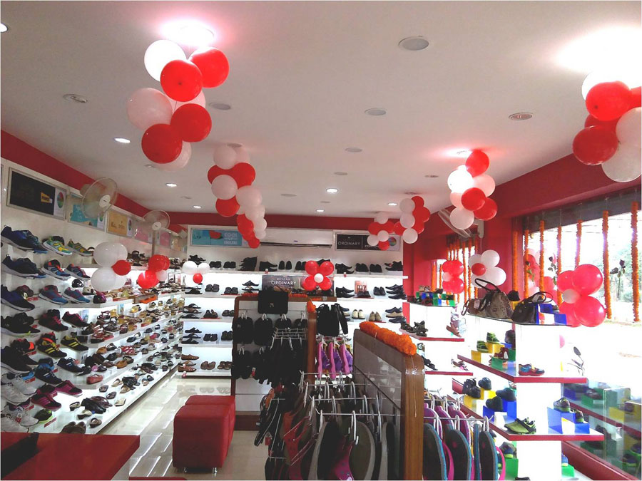 Liberty shoes recently launched its exclusive showroom in Bhilai city, Chhattisgarh launching its new, vibrant, opulent and voguish footwear collection for men, women and children pertaining to all age groups and genres.