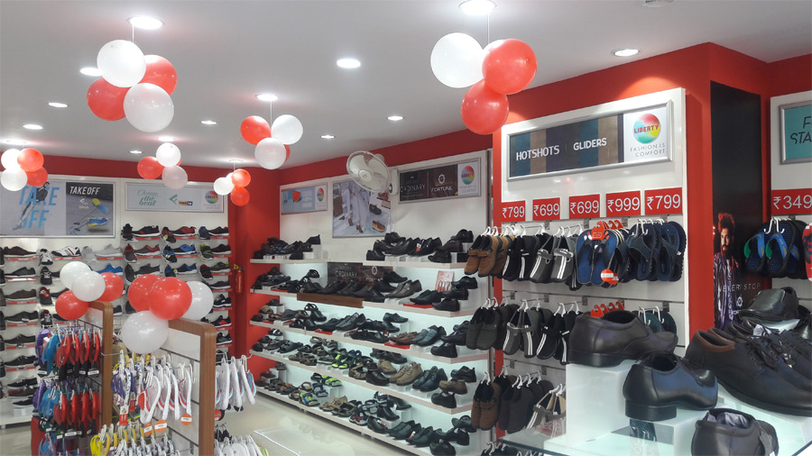 Vadodara, formerly called Baroda in the state of Gujrat, welcomes Liberty exclusive showroom