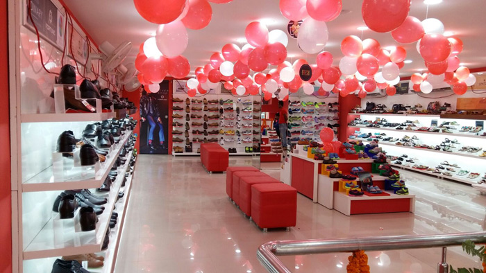 Liberty footwear launched its new exclusive showroom in Gorakhpur, Uttar Pradesh on 15th October, 2015.