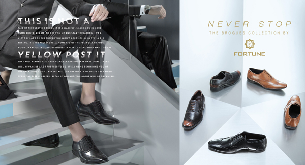 Treat your feet and keep them snug with Liberty's range of 'Brogues' from the Fortune, to make you as happy as a clam.