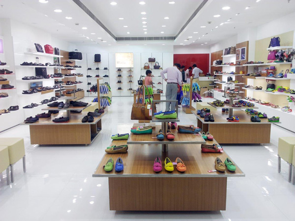 Liberty footwear unveils its new exciting rekindled footwear collection in Surat by opening an exclusive showroom in Surat Rahulraj Mall