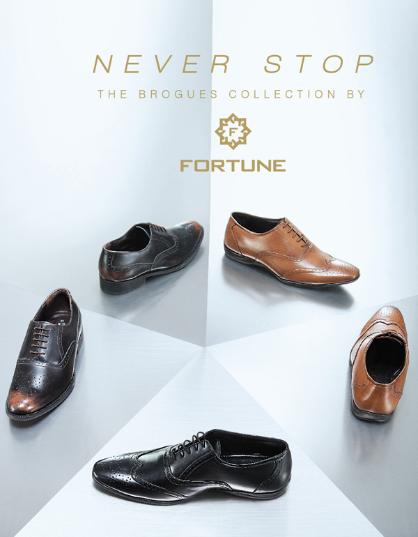 Fortune Brogues Collection