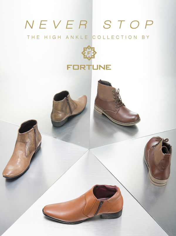 Fortune Boots High Ankle