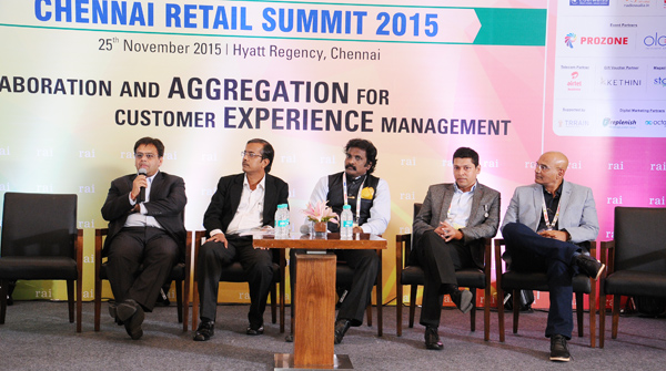 Chennai retail Summit, 2015