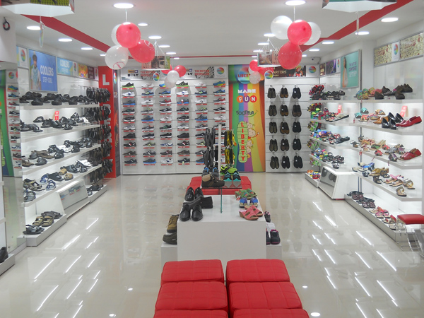 Liberty footwear laboriously expands its penetration into Bangalore by opening two more exclusive showrooms