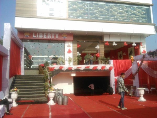 Liberty shoes opened an exclusive showroom in Ajmer, Rajasthan unveiling its revitalizing footwear collection