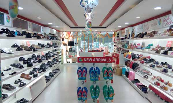 Liberty shoes launches an exclusive showroom in Model town, Ludhiana unveiling its alluring and congenial footwear collection