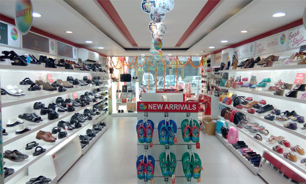Liberty shoes launches one more exclusive showroom in Rajaji Nagar, Karnataka exhibiting its debonair and voguish footwear collection