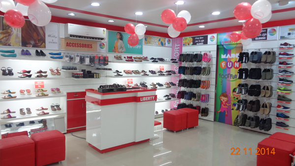 Liberty shoes launches an exclusive showroom in Gopalganj, Bihar exhibiting its invigorating footwear collection