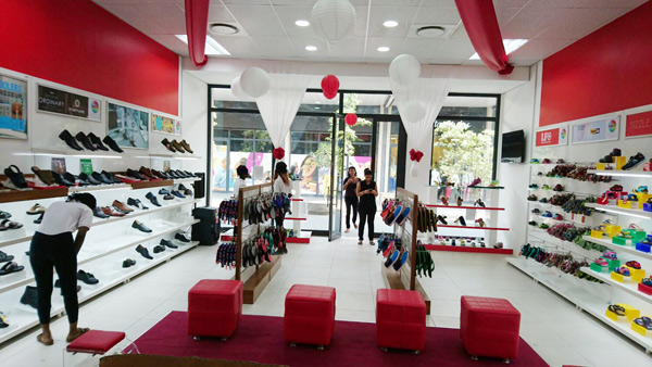 Liberty shoes launches an exclusive showroom in Rampur Civil lines exhibiting its fashionable and trendy footwear