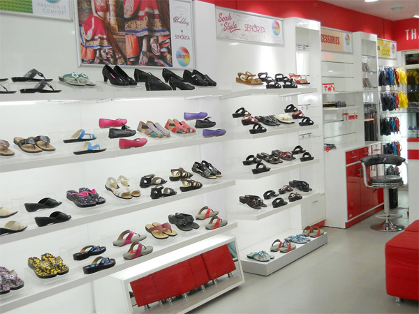 Liberty shoes launches an exclusive showroom in Srinagar, Jammu and Kashmir