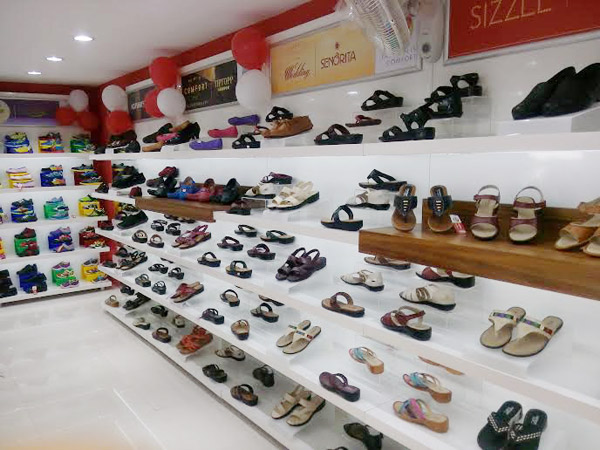 Liberty shoes launches an exclusive showroom in Jamnagar, Gujarat exhibiting its fashionable and exciting footwear collection