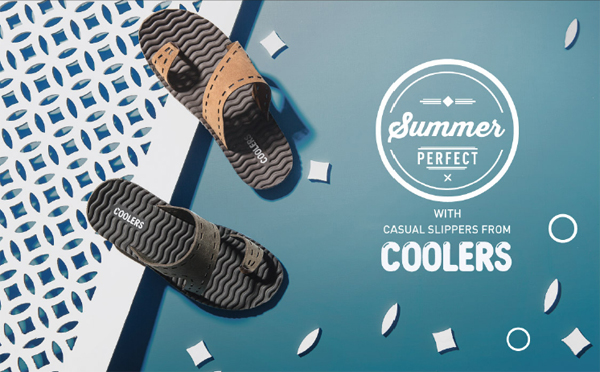 Reinvigorate and rejuvenate your feet this summer with a cool pair of Coolers from Liberty Footwear