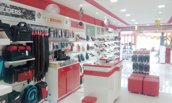Liberty footwear launched an exclusive showroom in Bangalore, Karnataka exhibiting its captivating and invigorating footwear collection