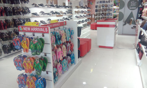 Liberty shoes launched an exclusive showroom in Kutch, Gujarat exhibiting its exciting and trendy footwear collection