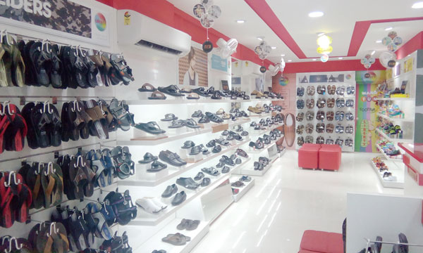Liberty shoes launched an exclusive showroom on Modi Hospital road, Bangalore, Karnataka