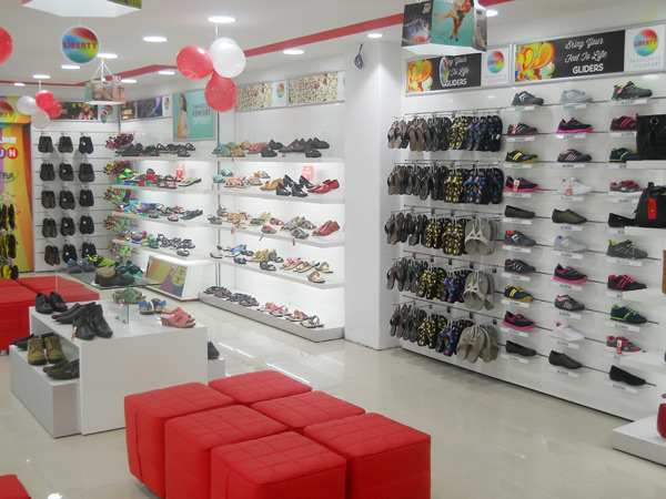 Liberty shoes recently launched an exclusive showroom in Shalimar Garden, Sahibabad, Ghaziabad exhibiting its new exciting and voguish footwear collection.
