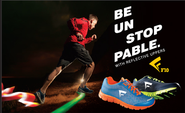 Avail an exciting, agile and dynamic collection of sport shoes from Force 10 by Liberty
