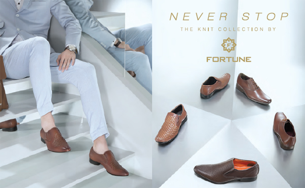 Accentuate your appearance with the trendy and invigorating collection of formal shoes from Liberty footwear