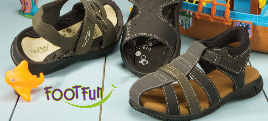 The young children from the age bracket of 4-14 require the right and appropriate footwear which is essential for their correct physical and cognitive development. In the growing years, a child undergoes development and the wrong and uncomfortable footwear can cause hazardous effects to a child's health.