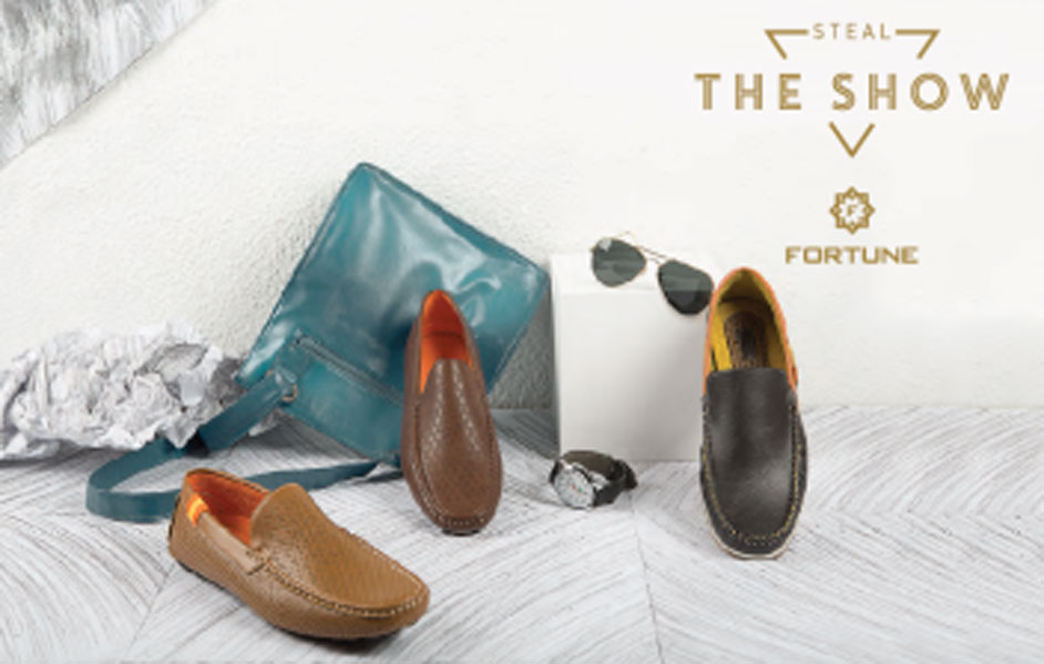 This summer season, be exalted and immerse yourself in the true euphoria with Liberty's stylish and spellbinding collection of boat shoes, loafers and moccasins from Fortune.